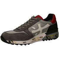 Chaussures Homme Baskets basses Premiata MICK 3256-grigio
