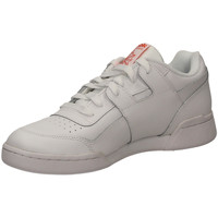 Chaussures Homme Baskets basses Reebok Sport WORKOUT PLUS MU white-bianco