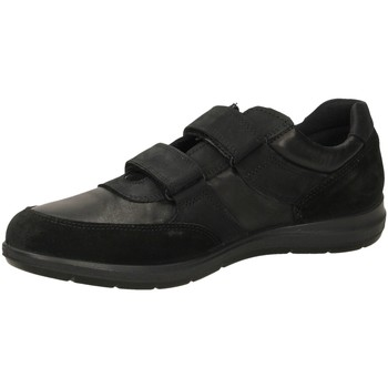 Chaussures Homme Baskets basses Enval U SP 22347 nero-nero