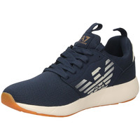 Chaussures Homme Baskets basses Emporio Armani EA7 SNEAKER FUSION RACER U 00285-navy