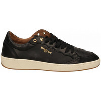 Chaussures Homme Baskets basses Blauer MURRAY01 - MAN LEATHER SNEAKERS blk-black