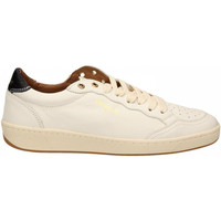 Chaussures Homme Baskets basses Blauer MURRAY01 - MAN LEATHER SNEAKERS whi-white