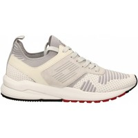 Chaussures Homme Baskets basses Lotto MARATHON KNIT 1b7-white-vapor-gray
