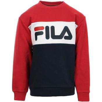 Vêtements Enfant Sweats Fila Kids Night Blocked Crew Sweat bleu