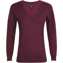 Vêtements Femme Pulls Sols GLORY SWEATER WOMEN violeta