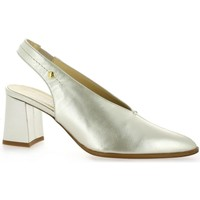 Chaussures Femme Escarpins Elizabeth Stuart Escarpins cuir Platine