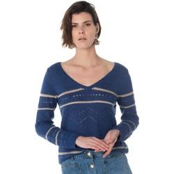 Vêtements Femme Pulls La Petite Etoile SELENA INDIGO Bleu