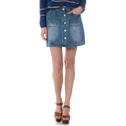 Vêtements Femme Jupes La Petite Etoile JOHANNA BLEU CLAIR Bleu