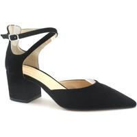 Chaussures Femme Sandales et Nu-pieds Le Fabian LEF-E19-5108-NE Nero