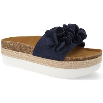 Chaussures Femme Espadrilles Ainy B8121 Azul