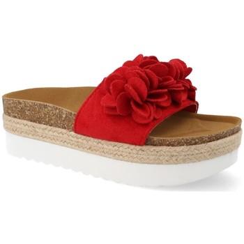 Chaussures Femme Espadrilles Ainy B8121 Rojo