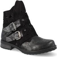 Chaussures Femme Bottines Ainy F3051 Negro