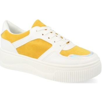 Chaussures Femme Baskets basses Ainy YY-90 Amarillo