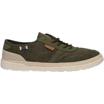 Chaussures Homme Baskets basses Lois Jeans 61181 R1 Verde