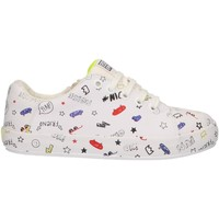 Chaussures Fille Baskets basses Gioseppo 47325 Blanco