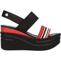 Chaussures Femme Sandales et Nu-pieds MTNG 51084 Rojo