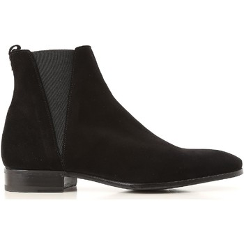 Chaussures Homme Boots D&G A60176 AU998 80999 nero