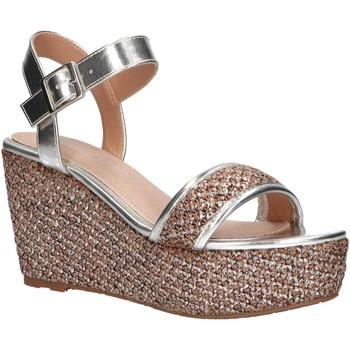 Chaussures Femme Espadrilles Maria Mare 67494 Plateado