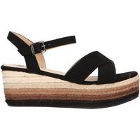 Chaussures Femme Sandales et Nu-pieds MTNG 50740 Negro