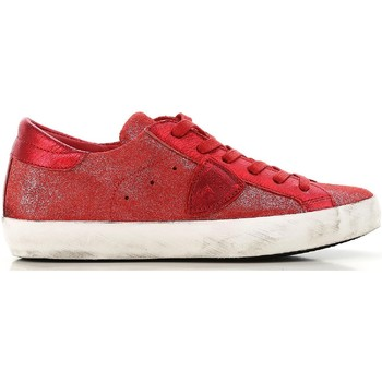 Chaussures Femme Baskets basses Philippe Model CLLD XM89 rosso