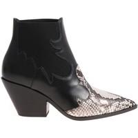 Chaussures Femme Bottines Casadei 1Q613L0601X496E45 nero