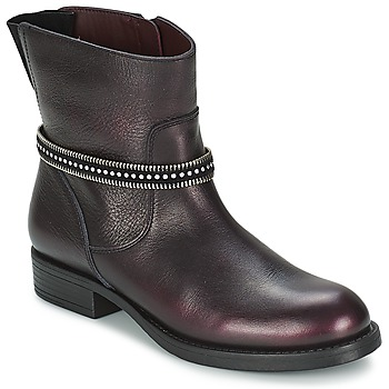 Bottines / Boots Unisa GEMA Bordeaux 350x350