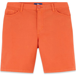 Vêtements Femme Pantacourts TBS MAJABER ORANGE