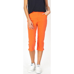 Vêtements Femme Pantacourts TBS MAJACOR ORANGE