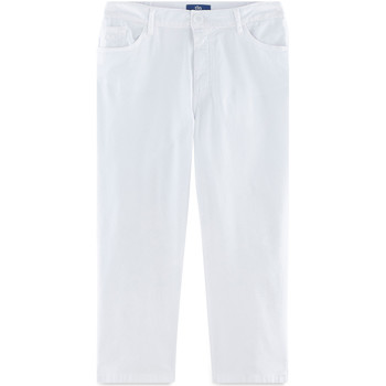 Vêtements Femme Pantacourts TBS MAJACOR Blanc