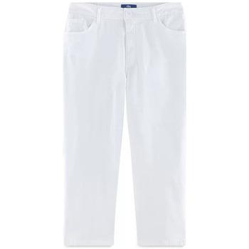 Vêtements Femme Pantacourts TBS MAJACOR Blanc
