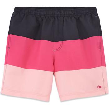Vêtements Homme Maillots / Shorts de bain TBS COLBAIN Magenta