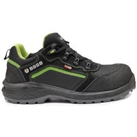 Chaussures Homme Chaussures de travail Base Protection CHAUSSURES DE SECURITE HOMME BE-POWERFULL BASE Noir