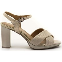 Chaussures Femme Sandales et Nu-pieds Desiree 91115 Or