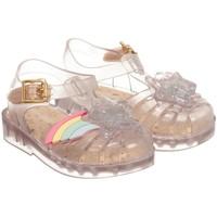 Chaussures Fille Sandales et Nu-pieds Mini Melissa Sandales en plastique bébé Possession Doré
