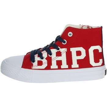 Chaussures Enfant Baskets montantes Beverly Hills Polo Club BH4036 Rouge