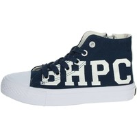 Chaussures Enfant Baskets montantes Beverly Hills Polo Club BH4036 Bleu