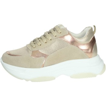 Chaussures Femme Baskets basses So-Us R-530 Platine