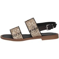 Chaussures Enfant Sandales et Nu-pieds Florens F778457D ORO/NERO Or / Noir
