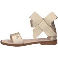 Chaussures Enfant Sandales et Nu-pieds Florens F778126D PLATINO platine