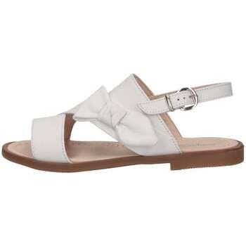 Chaussures Enfant Sandales et Nu-pieds Florens E682239B BIANCO blanc