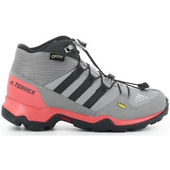 Chaussures Garçon Bottes adidas Originals TERREX MID GTX K gris Gris