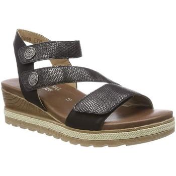 Chaussures Femme Sabots Remonte Dorndorf d6358 noir