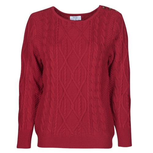 Vêtements Femme Pulls Betty London JEDRO Rouge