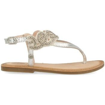 Chaussures Fille Sandales et Nu-pieds Gioseppo 45036 Argenté