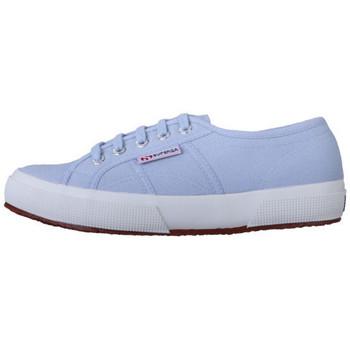 Chaussures Femme Baskets basses Superga Basket Bleu