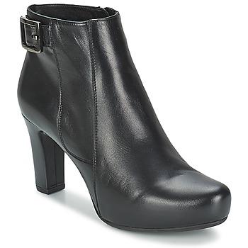Bottines / Boots Unisa NAPUR noir 350x350