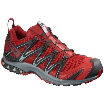 Chaussures Homme Running / trail Salomon XA Pro 3D rouge