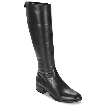 Chaussures Femme Bottes ville Unisa DENIS Noir