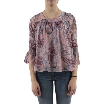 Vêtements Femme Tops / Blouses Bsb 041-210054 rose