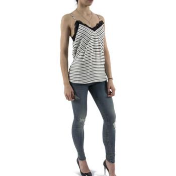 Bsb Blanc Femme 141 TopsBlouses 210009 Vêtements 1c3lJTFK